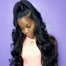 Load image into Gallery viewer, 4x4 Lace Closure Wig 150% Brazilian Body Wave non Remy