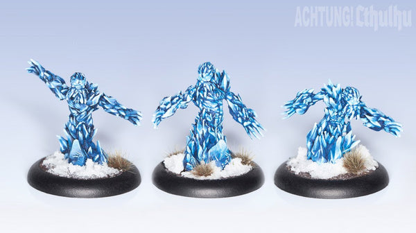Achtung! Cthulhu Miniatures - Mythos Creatures - Cold Ones