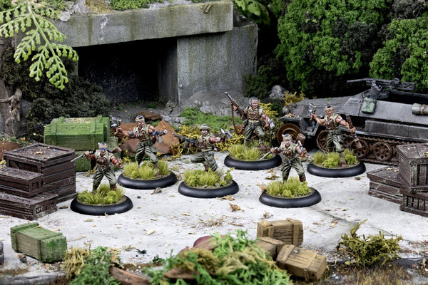 Achtung! Cthulhu Miniatures - Pathfinder Demonhunters