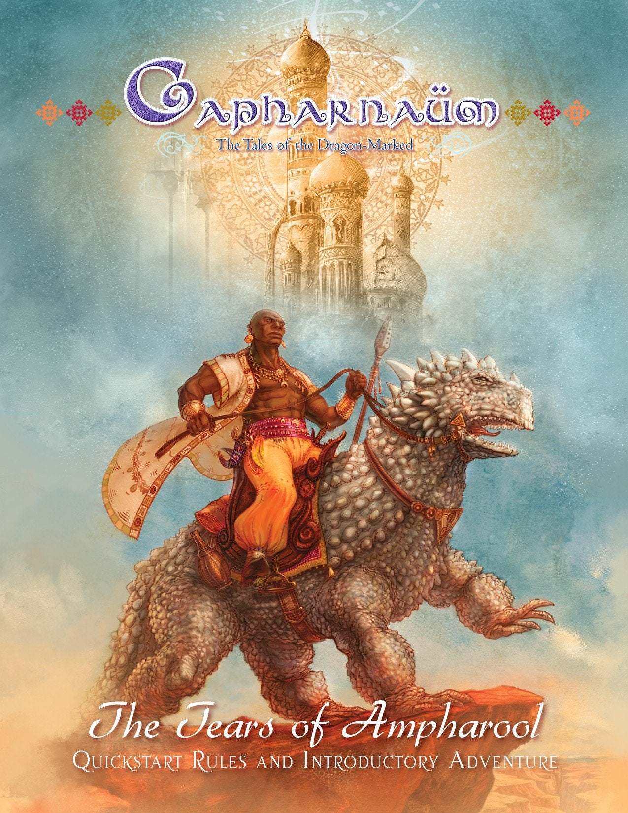 Capharnaum Quickstart: THE TEARS OF AMPHAROOL - PDF