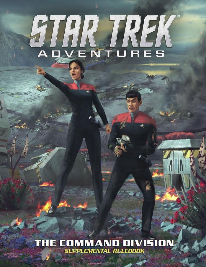 Star Trek Adventures: Captain's Bundle