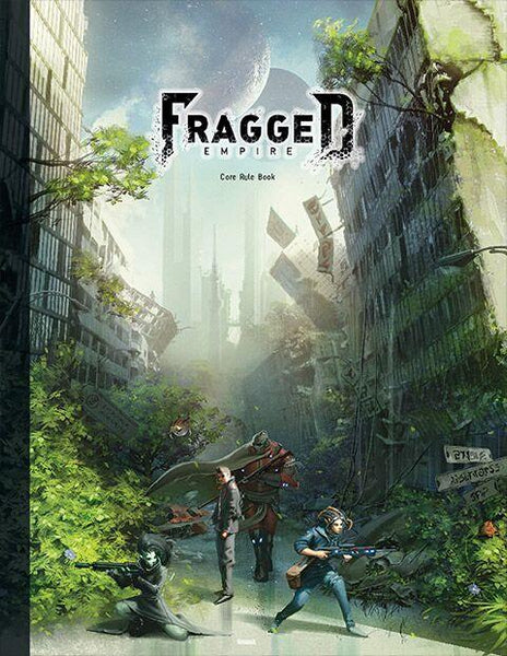 Fragged Empire Core Book - PDF