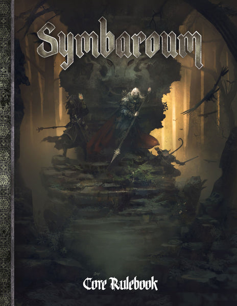 Symbaroum Core Book