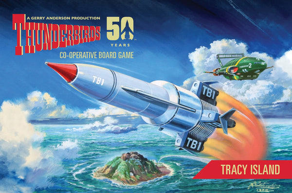 Thunderbirds Board Game: Tracy Island Expansion #1