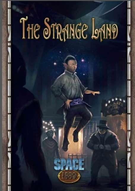 Space: 1889 The Strange Land - PDF