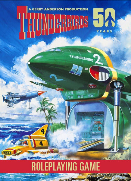 Thunderbirds - the roleplaying game