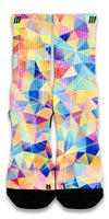 Diamond CES Custom Socks - CustomizeEliteSocks.com - 1