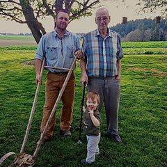 The Ellis Family, a 100 year old tradition of Oregon farming.