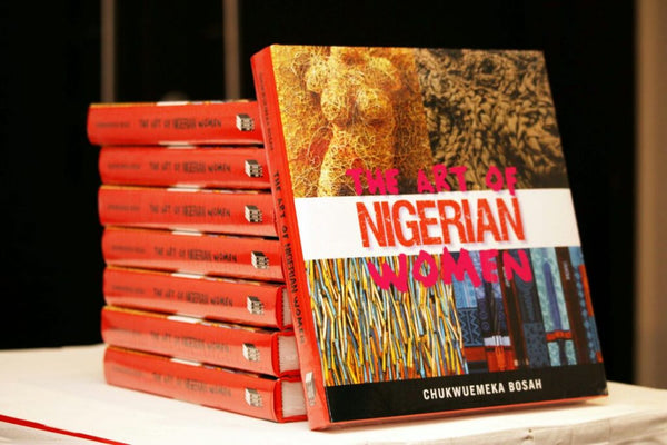02017 - The Art of Nigerian Women by C. Ben Bosah