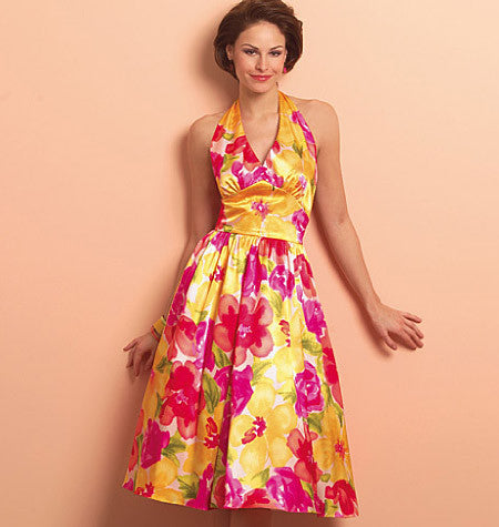 B5209 Misses' Dress | Vintage | Easy