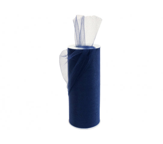 Premium Polyester Tulle Spool 6 Inch x 25 Yard