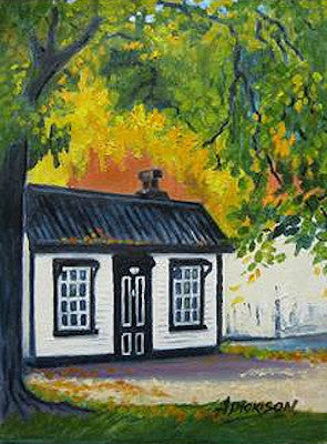 Annette Dickison-Early Settlers Cottage