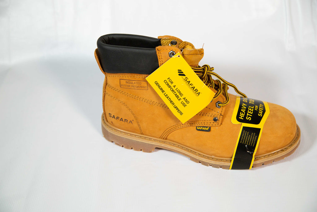 Work boot low rise #1
