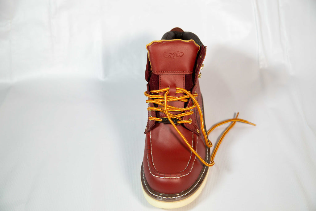 Copia de Copia de work red boots