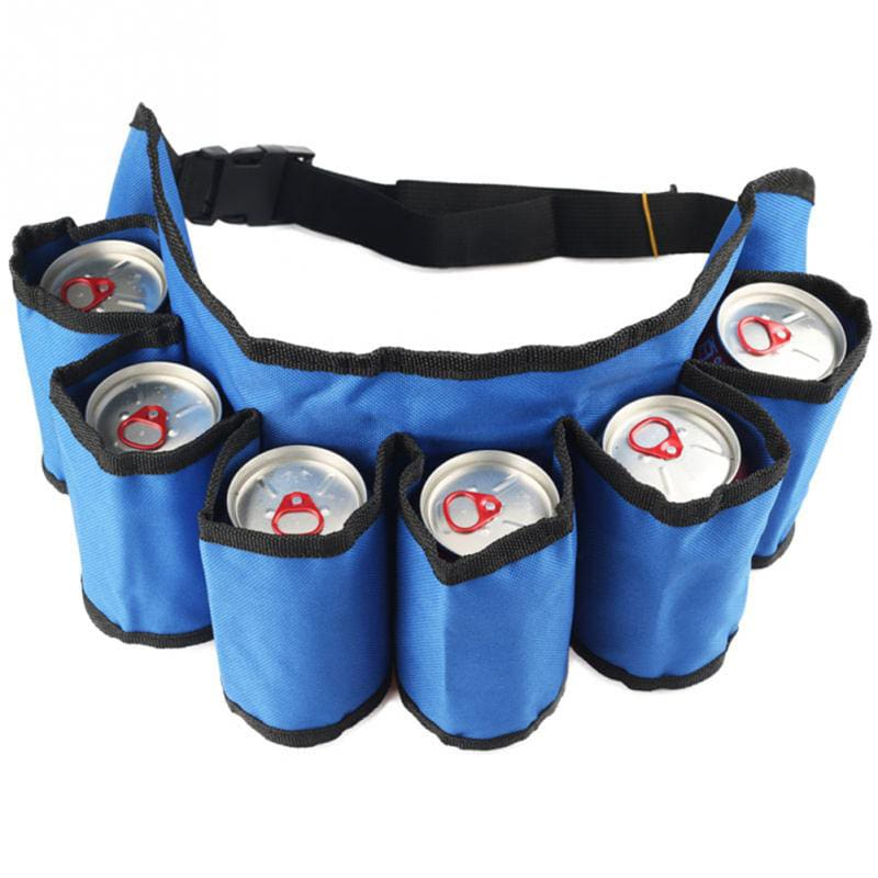 Portable Bottle Waist Beer Belt