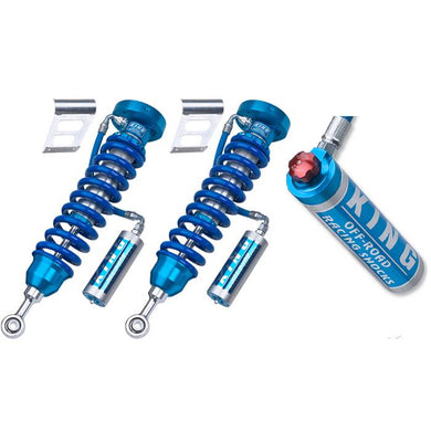 KING Front Coilovers with Reservoirs and Compression Adjusters