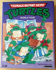 Teenage Mutant Hero Turtles World Tour - TheRetroCavern.com  - 1