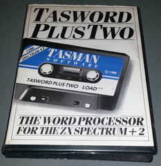 Tasword Plus Two  /  PlusTwo - TheRetroCavern.com  - 1