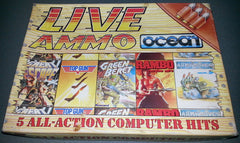 Live Ammo (also Action)   (Compilation) - TheRetroCavern.com  - 1