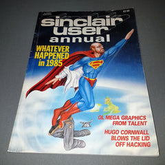 Sinclair User Annual 1985