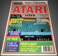 New Atari User Magazine - Issue No. 49