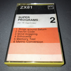 Super Programs 2  (Compilation)