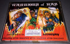 Warriors Of Ras