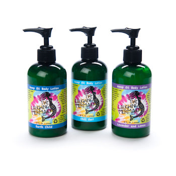 Hemp Oil Body Lotion