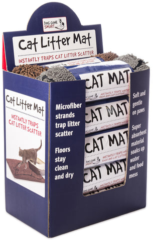 Cat Litter Mat Shipper Display