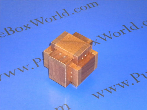 Expansion IV-2 Japanese Puzzle Box by Akio Kamei