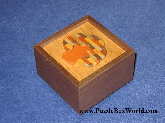 Little Tree Japanese Puzzle Box