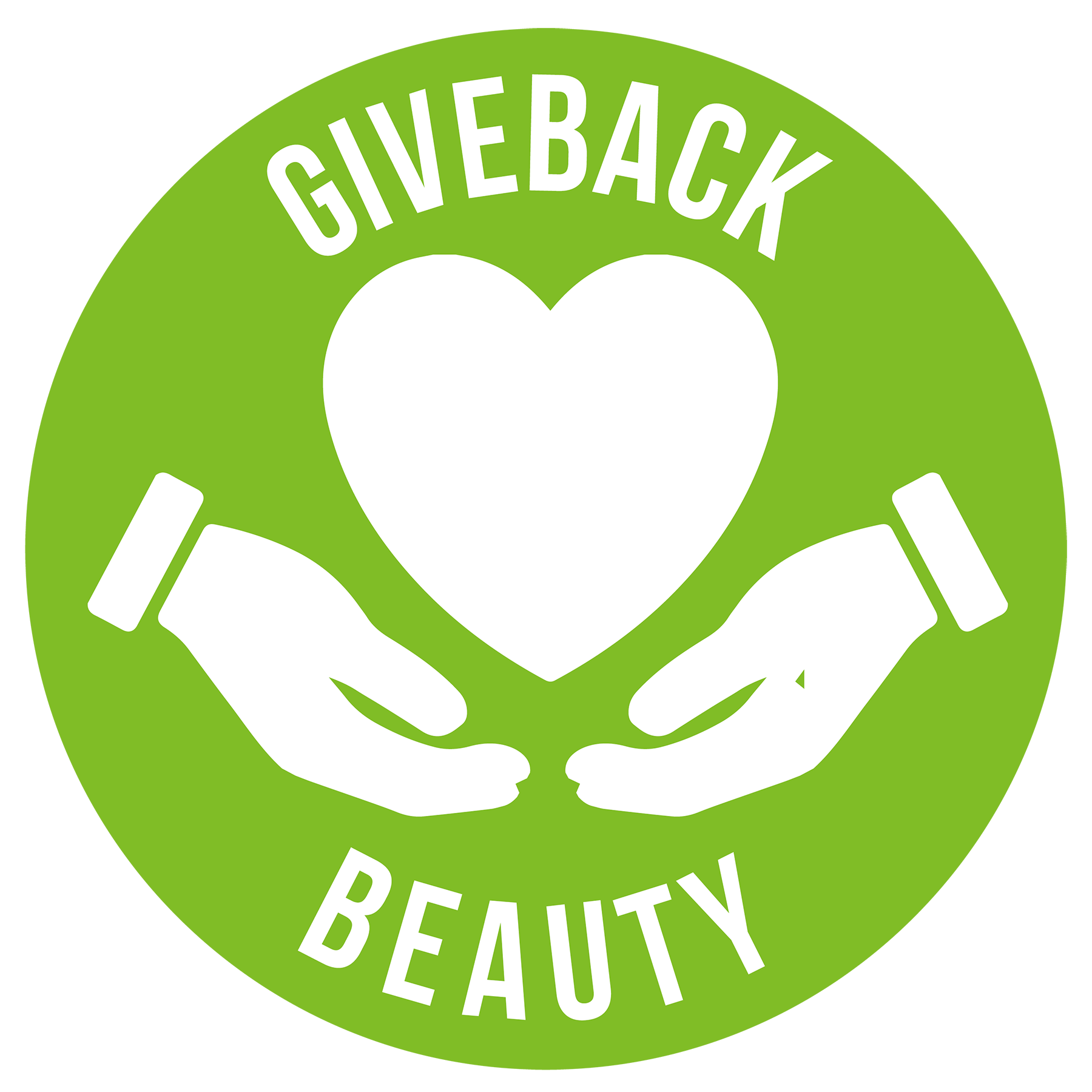 Giveback beauty logo