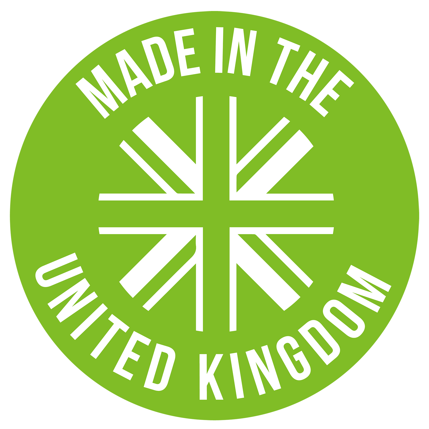 Made in the United Kingdom stamp
