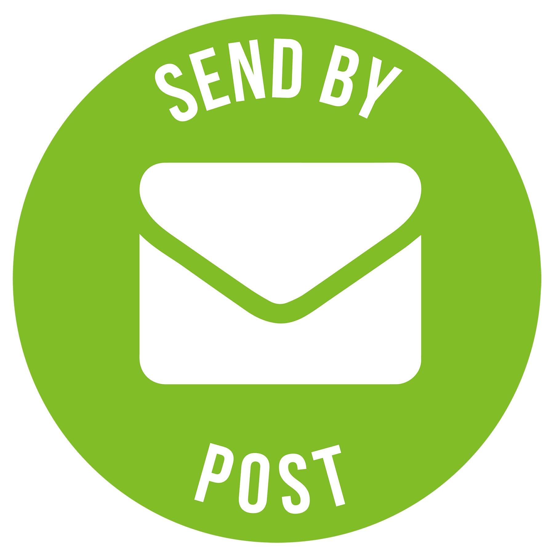 Send bottles back to us by free post stamp