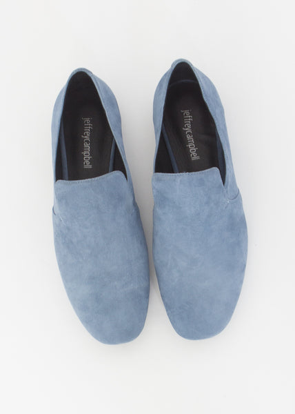 Priestly Loafer in Dusty Blue