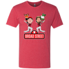 Broad Street Baseball Men's Triblend T-Shirt