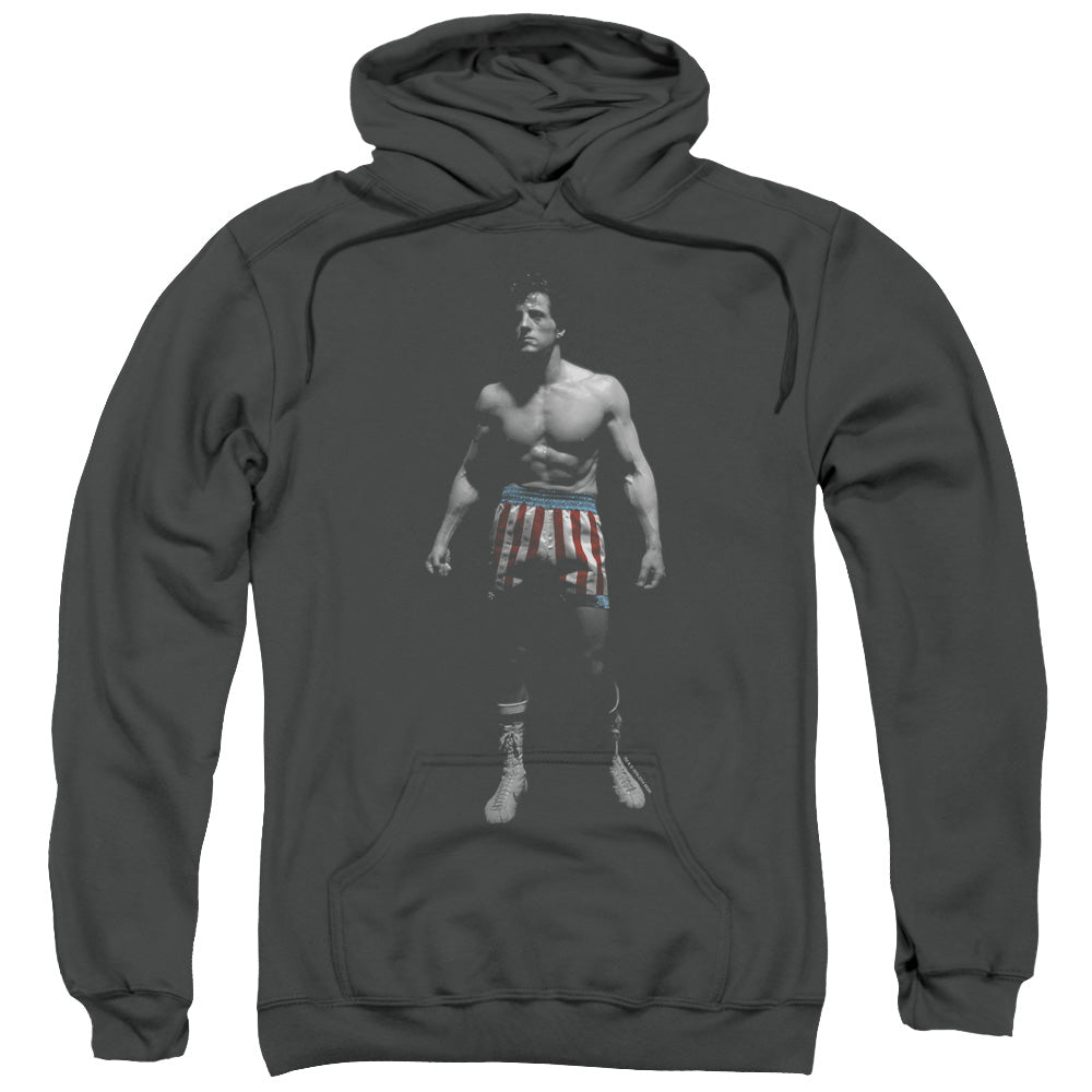 Rocky Stand Alone Adult Pullover Hoodie