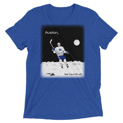 Austin We Have Lift Off Tri-Blend Tee - Generation T