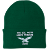 Big Mean Green Machine One Size Fits Most Knit Cap - Generation T