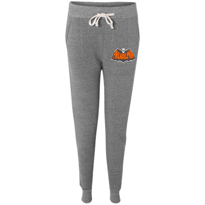 Dark Knight Philly Embroidered Alternative Ladies' Fleece Jogger