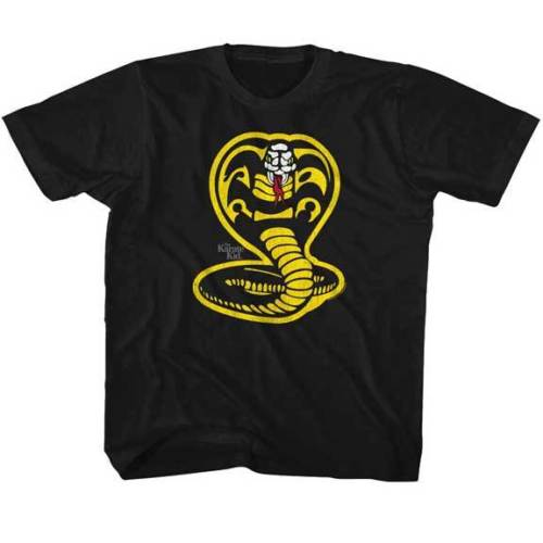 The Karate Kid Cobra Kai Kids T-Shirt