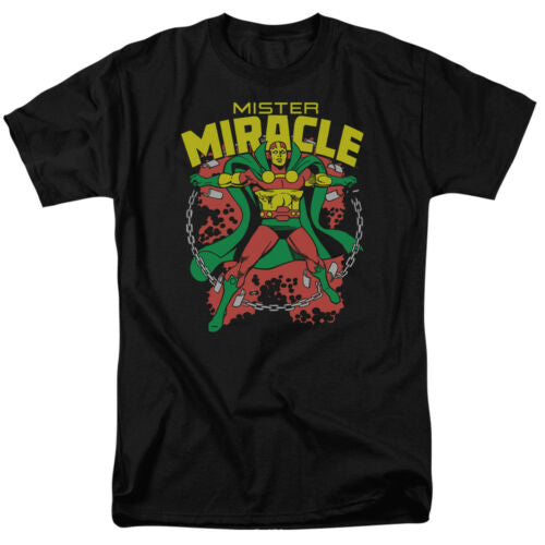 Mens DC Comics Mr Miracle T-Shirt