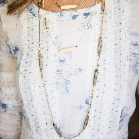 Twine & Twig Collaboration Necklaces