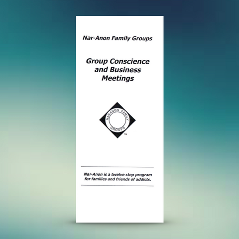 Group Conscience and Business Meetings