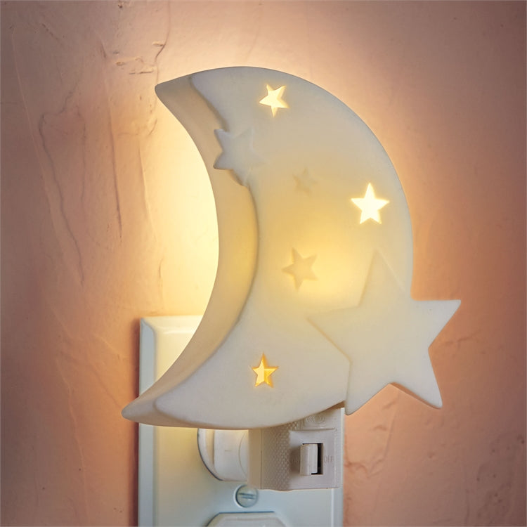 """To the Moon"" LED Nite Light"