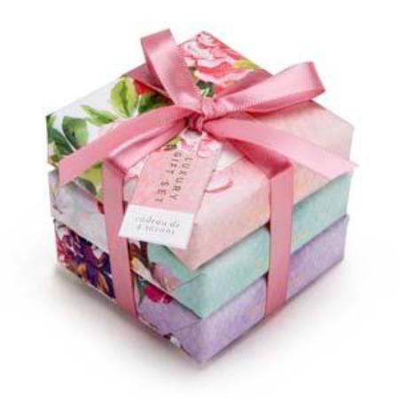 Mistral Exquisite Florals - 3 pc Gift Set