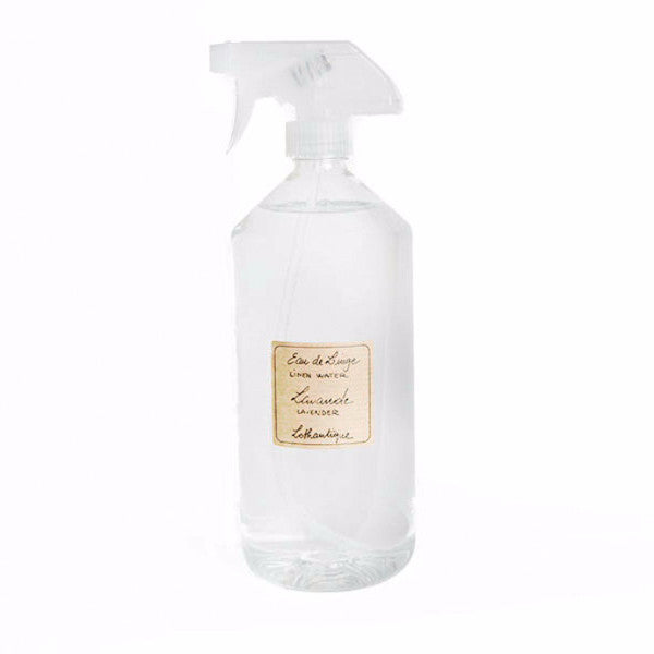 Lothantique Linen Water Spray Bottle - Lavender