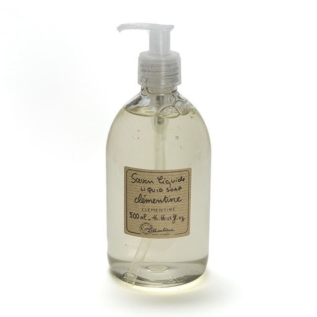 Lothantique Liquid Soap - Clementine