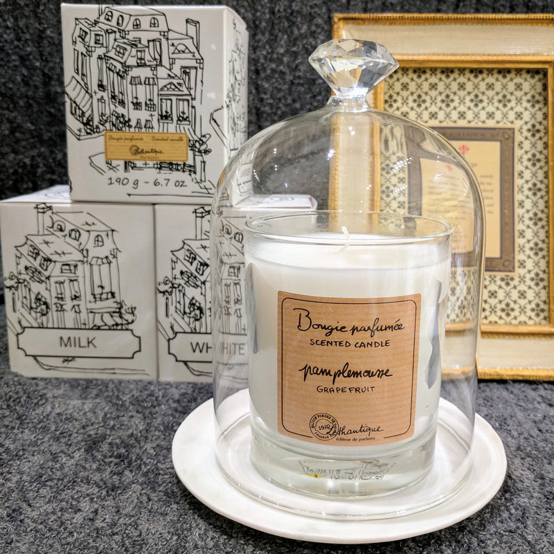 Lothantique Candle - Grapefruit