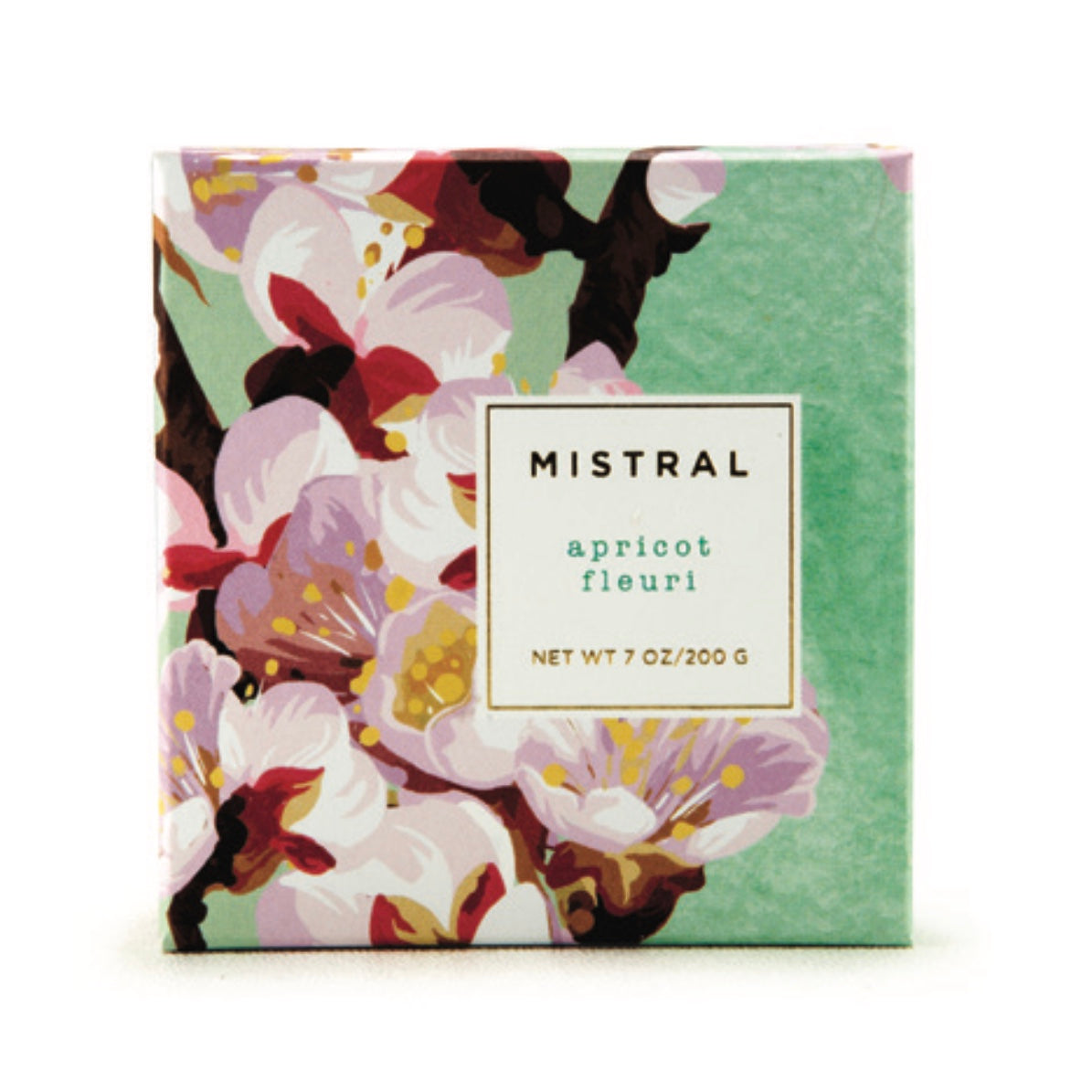 Mistral Floral Collection Soap - Apricot Fleuri, ME-M-Mistral, Putti Fine Furnishings